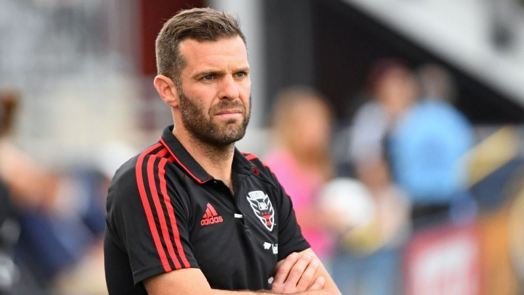 Ben Olsen despedido como gerente do DC United. 2