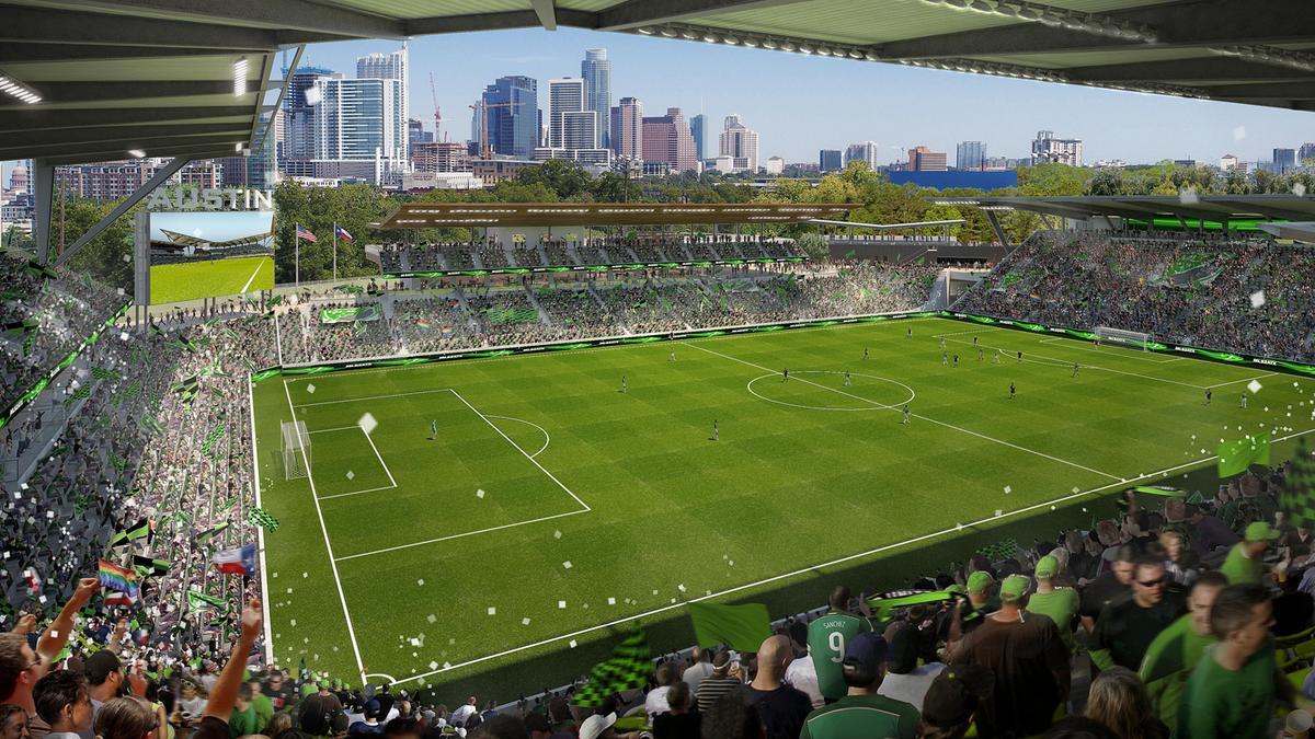 Austin FC dá as boas-vindas à parceria com a Special Olympics. 4