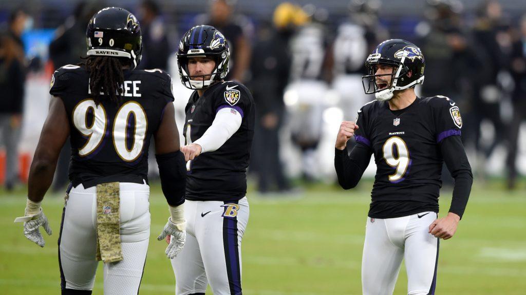 Parece que a NFL não consegue encontrar um dia para o jogo Ravens-Steelers. 2