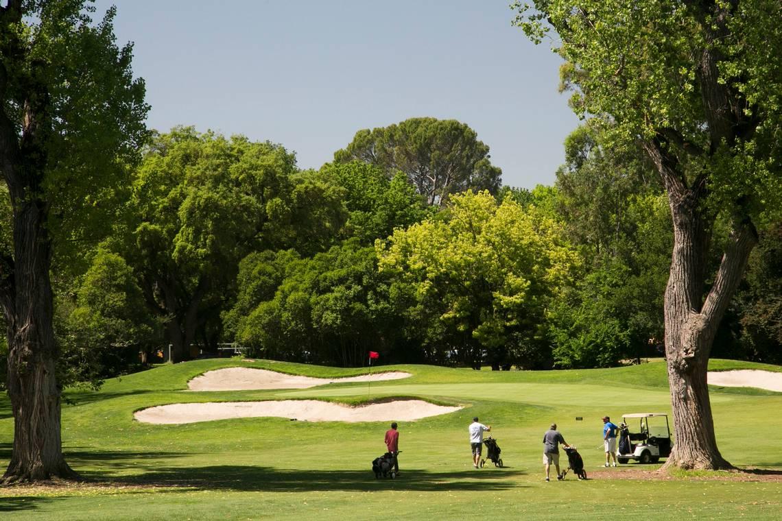 William Land Golf Course pode ter sido salvo devido à pandemia. 5
