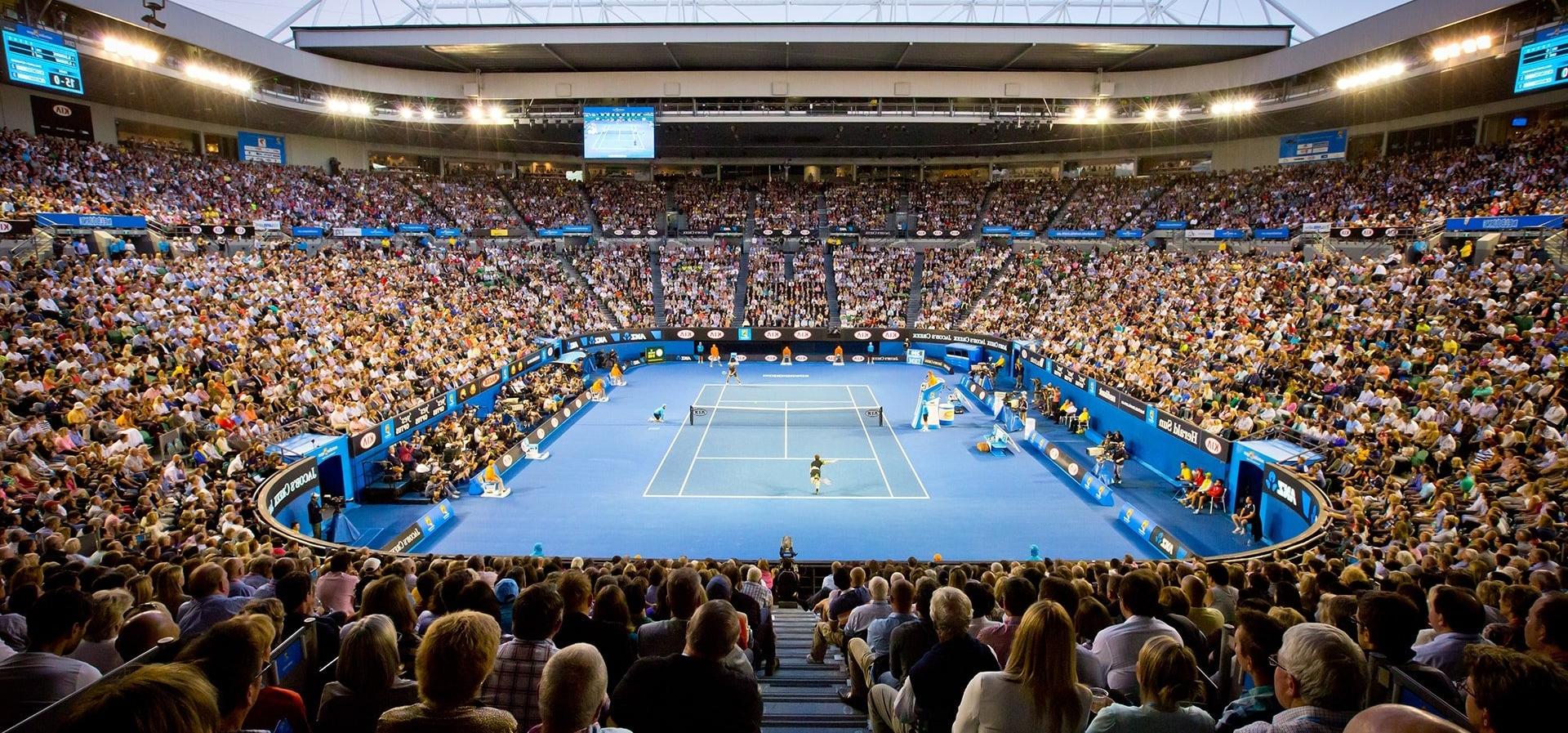 Como serão o Australian Open e o Indian Wells em 2021. 13
