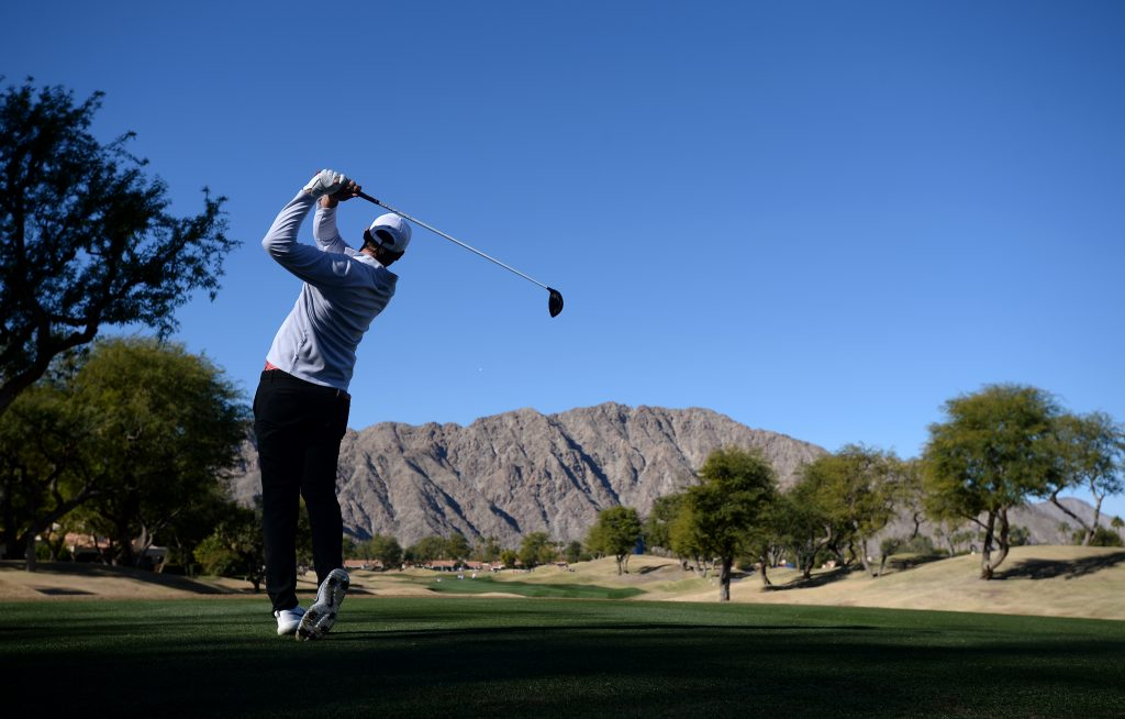 The American Express Golf - Tarefa de Esportes 3